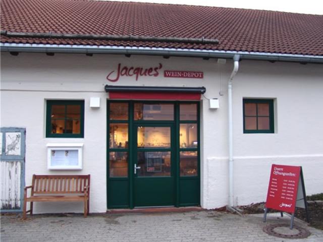 Jacques' Wein-Depot München-Daglfing