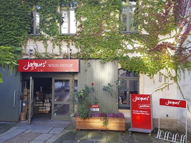 Jacques' Wein-Depot Dresden-Neustadt