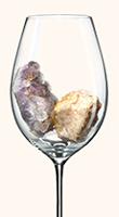 Mineralische Anklänge