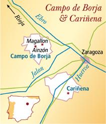 Cariñena Spanien