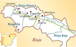 Rioja Spanien