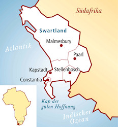 Swartland Südafrika
