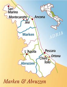 Terre di Chieti Italien