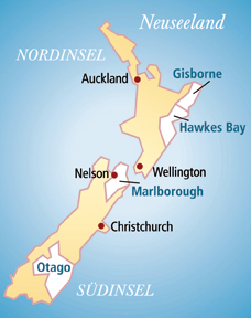 Marlborough Neuseeland
