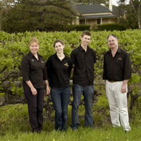 Geoff Johnston in McLaren Vale