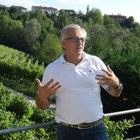 Paolo Manzone in Serralunga d'Alba