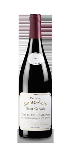 DOMAINE SAINTE-ANNE Saint-Gervais 2017