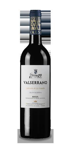 VALSERRANO Gran Reserva 2012