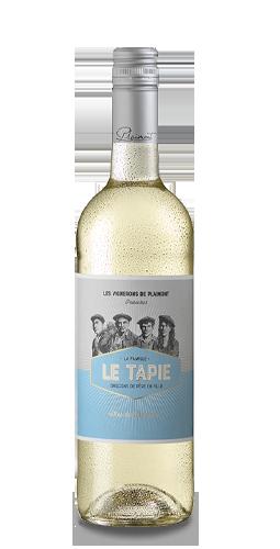 LE TAPIE Blanc 2019