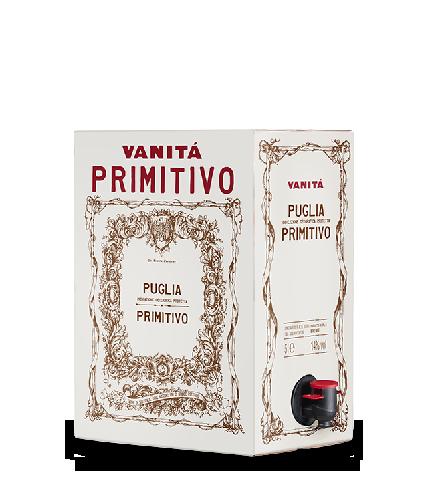 VANITÁ Primitivo 2019 – 5Liter