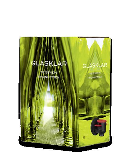 GLASKLAR 2018 – 5Liter