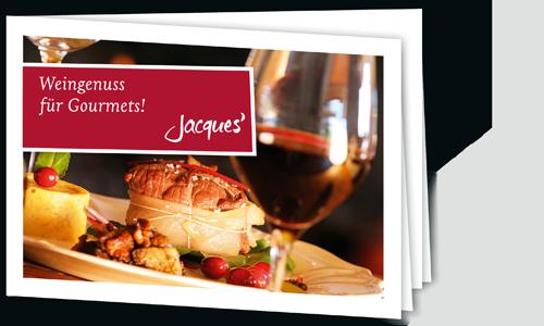 Weingenuss für Gourmets!