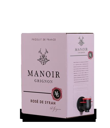 MANOIR GRIGNON Rosé 2019 – 5Liter
