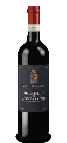 CASTELLI MARTINOZZI Brunello 2016