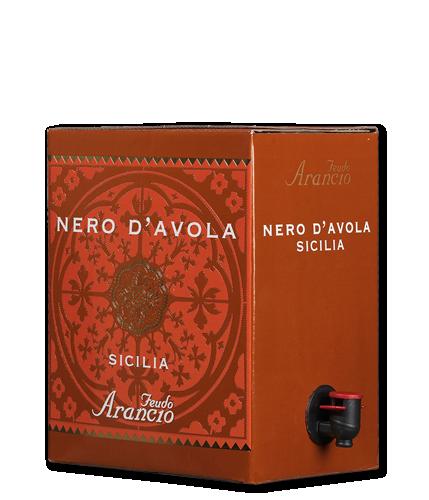 FEUDO ARANCIO Nero d'Avola 2019 – 5Liter
