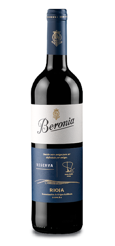 BERONIA Reserva 2015