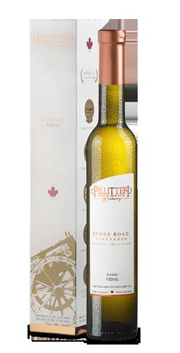 PILLITTERI Ice Wine 0,375 Liter 2015