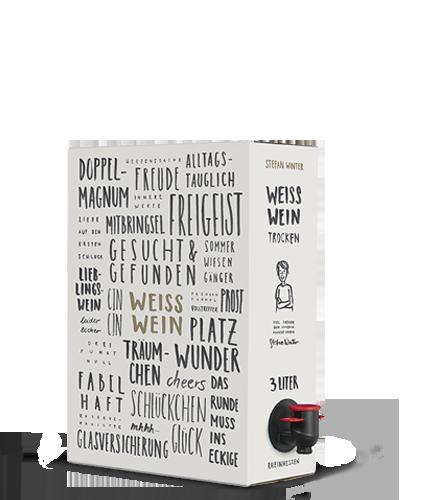WINTER Weißwein 2019 – 3Liter