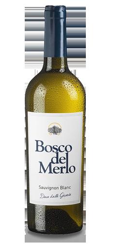 BOSCO DEL MERLO Sauvignon Blanc 2019