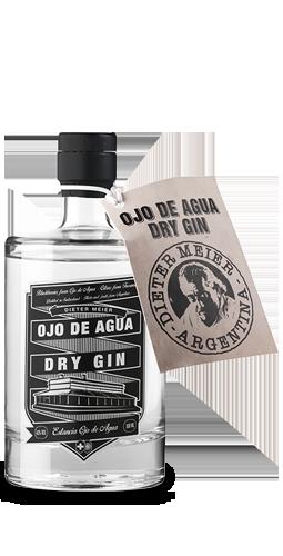 OJO DE AGUA Gin 0,5Liter