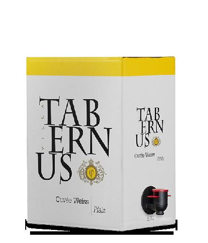 VILLA TABERNUS Cuvée Weiß 2019 – 5Liter
