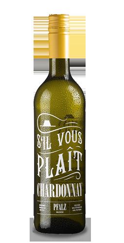 S'IL VOUS PLAIT Chardonnay 2019