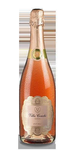 VILLA CONCHI Cava Brut Rosé