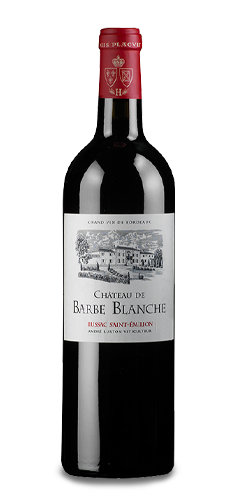 CHÂTEAU DE BARBE BLANCHE 2015