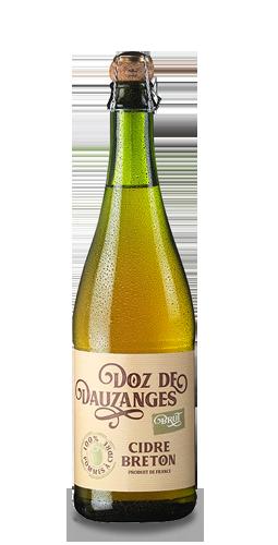 DOZ DE DAUZANGES Cidre Breton Brut