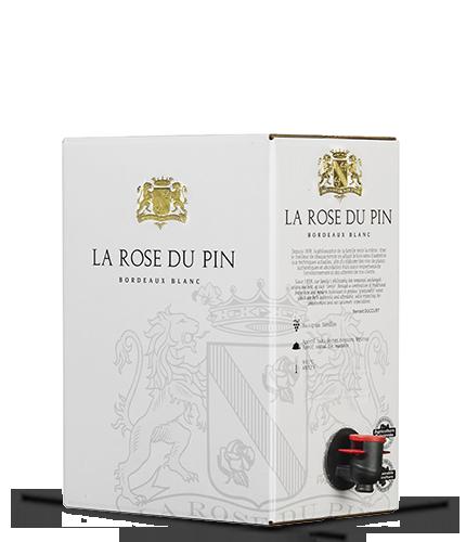LA ROSE DU PIN Blanc 2019 – 5Liter