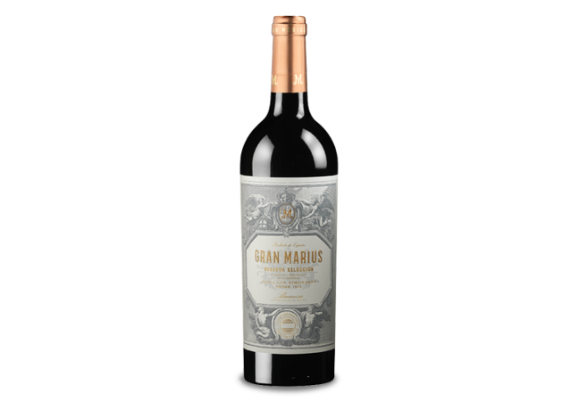 GRAN MARIUS Reserva 2015