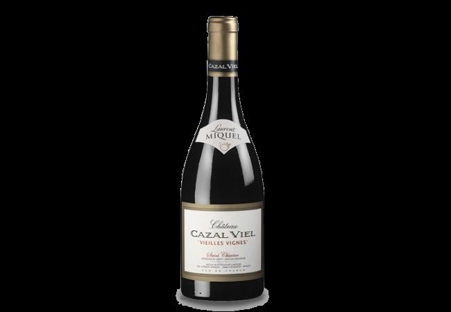 CHÂTEAU CAZAL VIEL Vieilles Vignes 2017