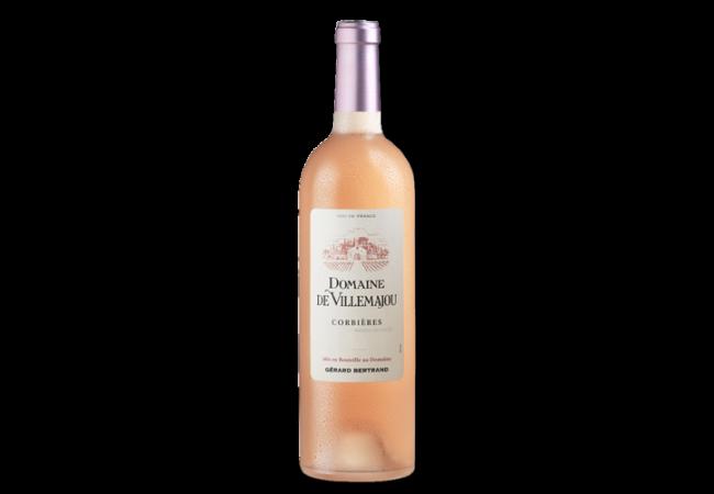 DOMAINE DE VILLEMAJOU Rosé BIO** 2020 – FR-BIO-01