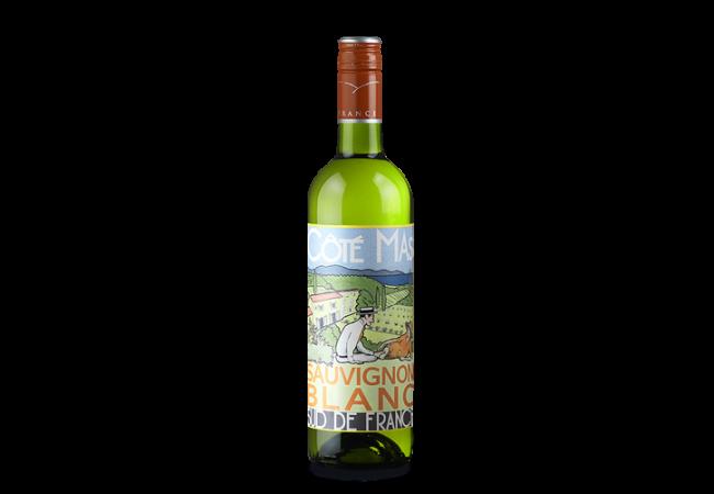 CÔTÉ MAS Sauvignon Blanc 2018