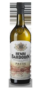 BARDOUIN Pastis 0,7 Liter
