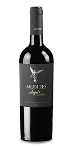 MONTES Angel's Selection Cab.-Carm. 2018