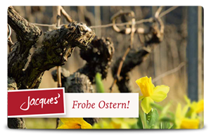 Frohe Ostern! - Rebstock