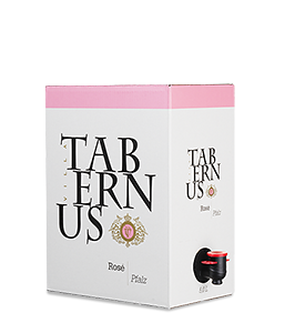 VILLA TABERNUS Rosé 2019 – 5Liter