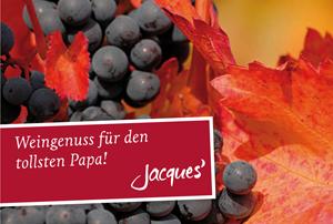 Weingenuss für den tollsten Papa!