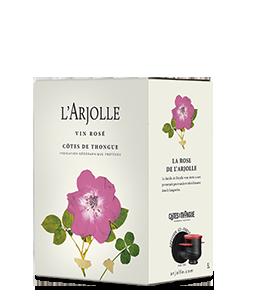 ROSÉE DE L'ARJOLLE 2018 – 5Liter