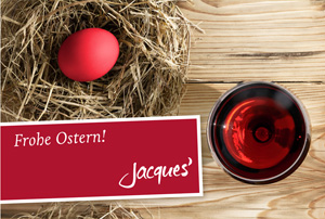 Frohe Ostern! (Osternest)
