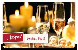 Frohes Fest - Festtafel