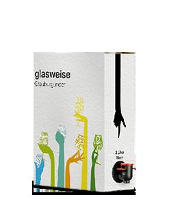 GLASWEISE Grauburgunder 2019 – 3Liter