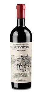 SURVIVOR Pinotage Reserve 2018