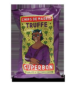 CHIPS DE MADRID Truffe