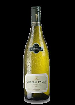 CHABLIS 1er CRU Beauroy 2016