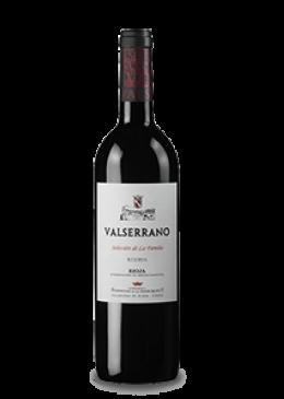 VALSERRANO Reserva 2015