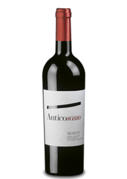 ANTICOSASSO Merlot 2017