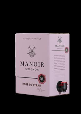 MANOIR GRIGNON Rosé 2020 – 5Liter