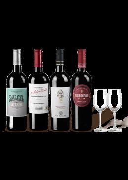 Probierpaket Meistgekaufte Rotweine